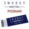 Invest Meeting: Poznań 27.10.2021r.