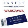 Invest Meeting: Warszawa 20.10.2021r.